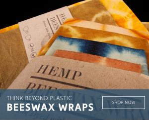 Hemp Gallery Beeswax Wraps 300x243