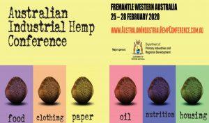 Aust Industrial Hemp Conf Brochure 2 3 300x177
