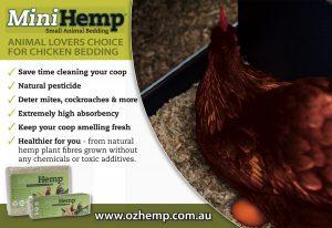 Chicken Bedding MiniHemp Coreflute 3 300x206