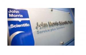 John Morris Scientific Logo2 300x192
